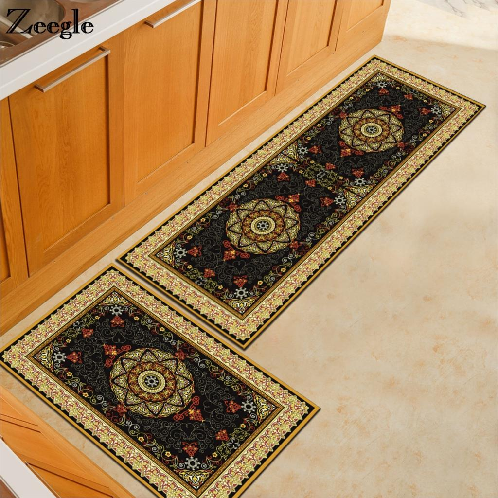Us 7 4 44 Off Zeegle Modern Carpet For Living Room Coffee Table Area Rug Non Slip Kitchen Mats Bedroom Carpets Bedside Rugs Bathroom Floor Mat In