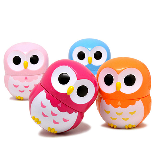 1Pc Owl Design 60 Minutes Mechanical Kitchen Cooking Timer Clock Loud Alarm