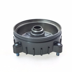 Image 5 - STARPAD For GY6 125 Motorcycle Modification Parts Motorcycle Wheel Rear Wheel Brake Drum