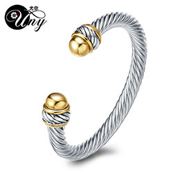 d4b87b1402e0 Nandudu Niza cubic zirconia Palma pulsera oro blanco color mano brazalete  de la moda joyería mujer regalo R1116