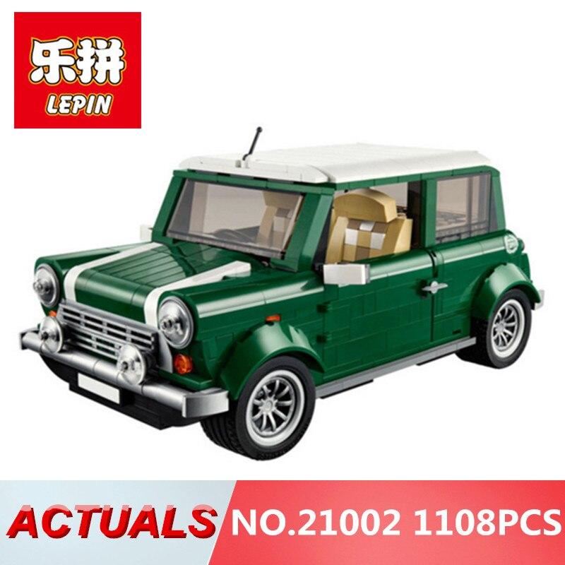 Aliexpress Com Lepin 21002 21003 Lepin Technic Mini Cooper Car