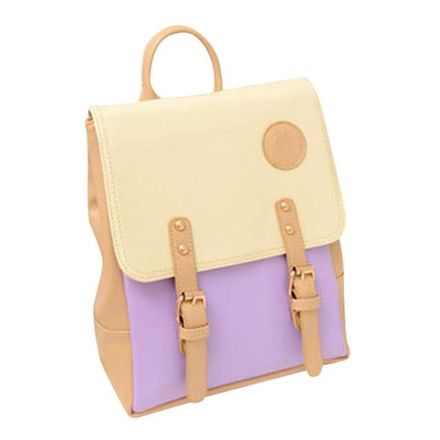 Laptop Backpack Soft Satchel