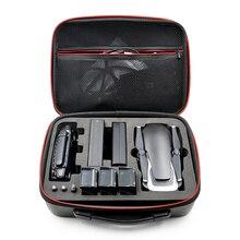 HOBBYINRC Bag for DJI Mavic Air Carry Case PU Hardshell Waterproof Handbag for DJI Drone Body Remote Control/ 3 Batteries