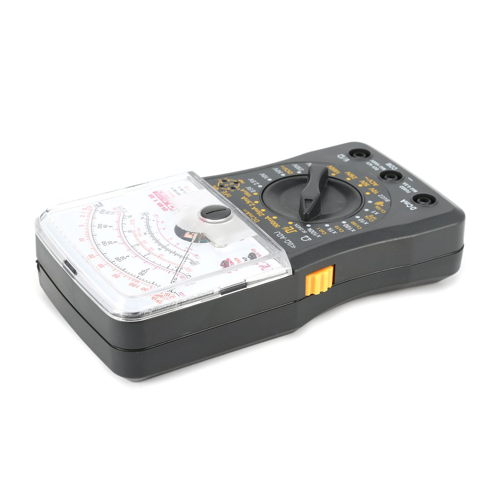 Mini Handheld Multímetro Analógico AC DC Voltímetro