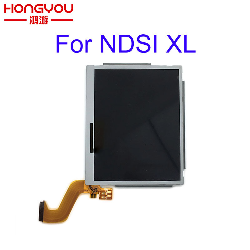 5pcs-refurbished-upper-top-lcd-display-screen-repair-for-nintendo-ndsi-dsi-xl-replacement-fix-part