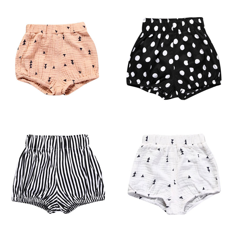 Fashion Kids Shorts Boys Summer Children Shorts Cotton Linen Short Pants Baby Boy Short PP Pants Children Clothing 5 Years