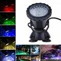 Водонепроницаемый IP68 RGB 36 СВЕТОДИОДНЫЙ Подводный Прожектор Для Бассейна Пруд Фонтаны Воды Сада Аквариум Fish Tank Прожектор Лампы
