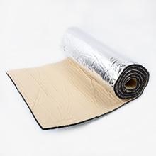 Sound Deadener 50*200cm Universal Heat Shield Waterproof Dustproof Absorption Aluminum Noise Insulation Material sound absorption coefficient analysis