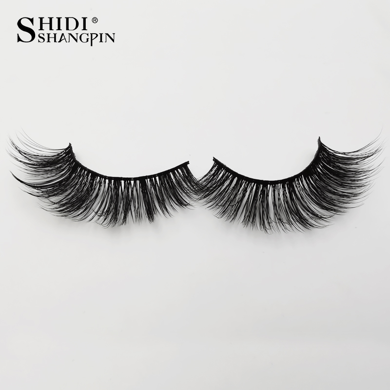 HTB1oDNGbyzxK1RkSnaVq6xn9VXaM Natrual long 3D Mink False Eyelashes wholesale 4 pairs Fluffy Make up Full Strip Lashes 3D Mink Lashes faux cils Soft Maquiagem