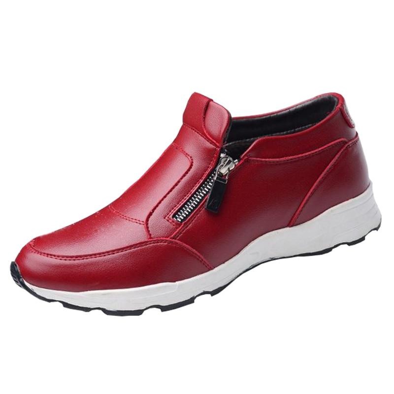 vīriešu ikdienas apavi, visi atbilst Korejas pavasara un ziemas - Vīriešu apavi