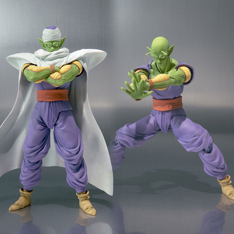 Anime Dragon Ball Z Super Saiyan PICCOLO Joint Movable PVC Action Figure Collection Model Kids Toy Doll 15cm