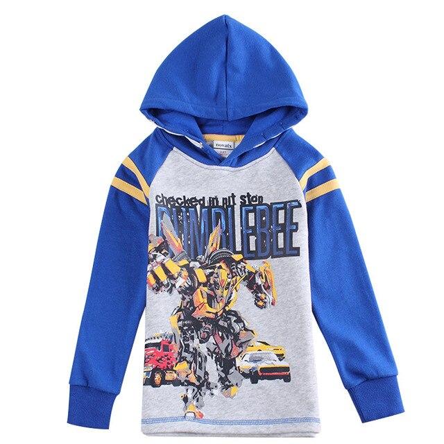 Синий серый мальчики толстовки дети носят толстовки куртка детская одежда новый год спортивные костюмы baby дети одежда из хлопка