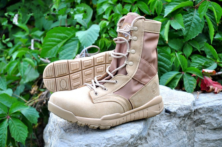 In Komfort Wasserdichte Stiefel Tactical Leichte Wanderschuhe Schuhe Militärische Airsoft Boots herren Leder Jagd 28Off 8 Us19 Schießen Wüste MUVSqzp
