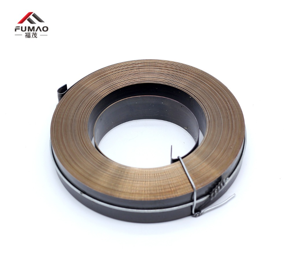 Custom springs steel constant force spiral springs 0.7(t)*25(w)*140(OD)*74(ID)*13500mm out diameter-in Springs from Home Improvement    2