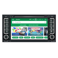 RoverOne Android 8.0 Octa Core Car Radio DVD GPS For VW Touareg T5 Multivan Touchscreen Multimedia Player Head Unit Bluetooth