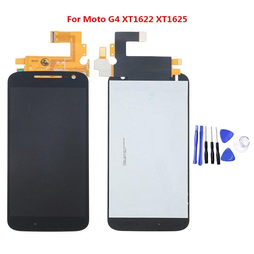 Full LCD Display+Touch Screen FOR Moto G4 4rd Gen XT1625 XT1622