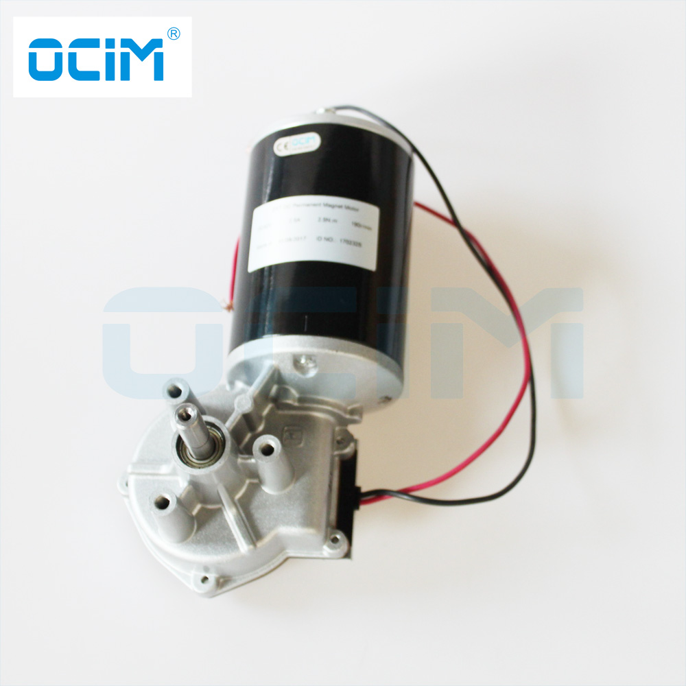 Magnet Motor 80W 24V Used On Wire Feeder DIY MIG Wire Driver ...