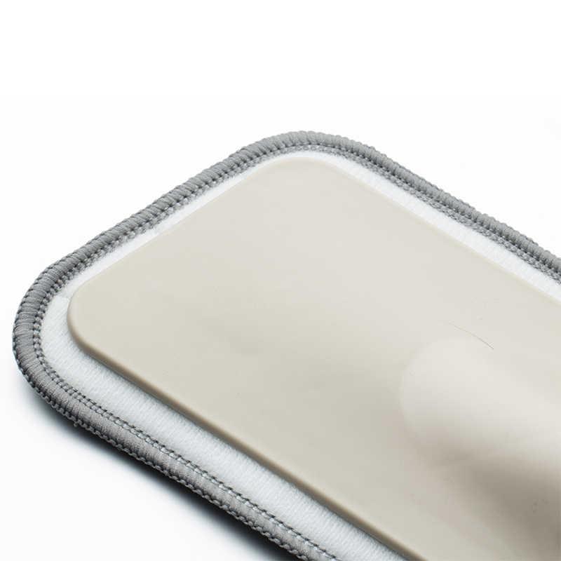 ممسحة لتحل محل القماش المنزل استخدام ممسحة ستوكات الوسادة العملي المنزلية الغبار تنظيف قابلة لإعادة الاستخدام ستوكات سادة ل ممسحة رشاشة