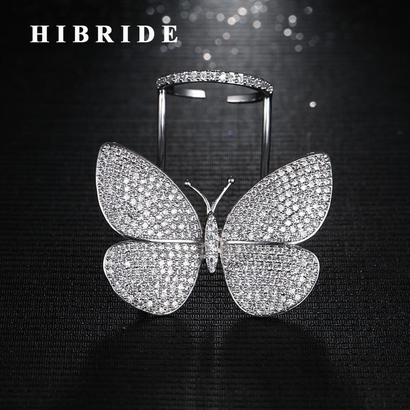 HIBRIDE New Unique Design Fly Butterfly Shape Adjustable Sizs