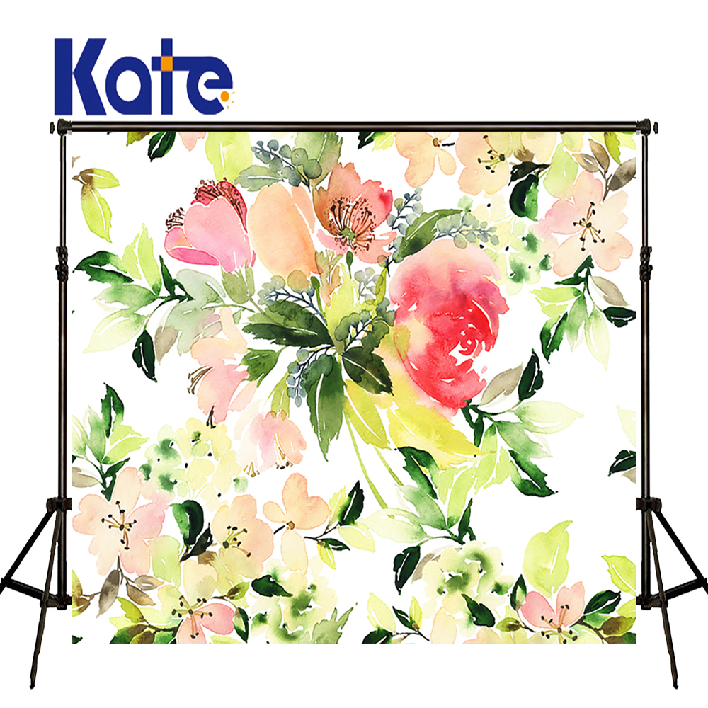 KATE Photo Background Valentine'S Day Backdrop Floral Background Backdrop Photography Background Oil Painting Scenery Backdrops love photography backdrop scenery custom photo portrait studios background valentine s day backdrop f 2908