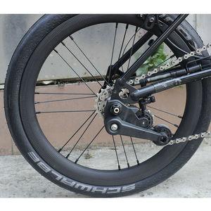 Image 5 - SILVEROCK Freewheel Bên Ngoài 3 Tốc Độ Cho Brompton 3 Sáu Mươi Xe Đạp Gấp 11t 14t 19t Xe Đạp Chainwheel Cassette Chrome Con Quay