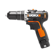 цена на Lithium electric impact drill WX129 household electric drill rechargeable electric screwdriver hand drill electric turning tool