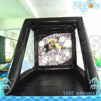 PVC Material Inflatable Football Dart Outdoor Sport Game Toys For Sports Game