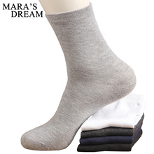 10pcs 5pairs lot High Quality Men s Business Cotton Socks For Man Brand Autumn Winter Black