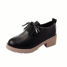 Обувь для детей девочек с pu искусственная кожа Осень принцесса kinder Lak schoenen дети черные туфли