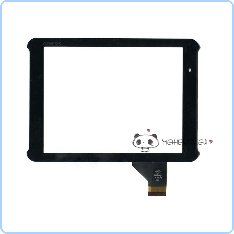 New 8 Inch Digitizer Touch Screen Panel Glass For GENESIS GT-8320 Tablet PC