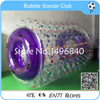 Free shipping Hot Sale TPU Water Roller Ball ,Inflatable Air Roller Wheel Zorb Ball For Sale