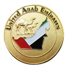 Promotional Professional Brass Metal Souvenir Coin Badges