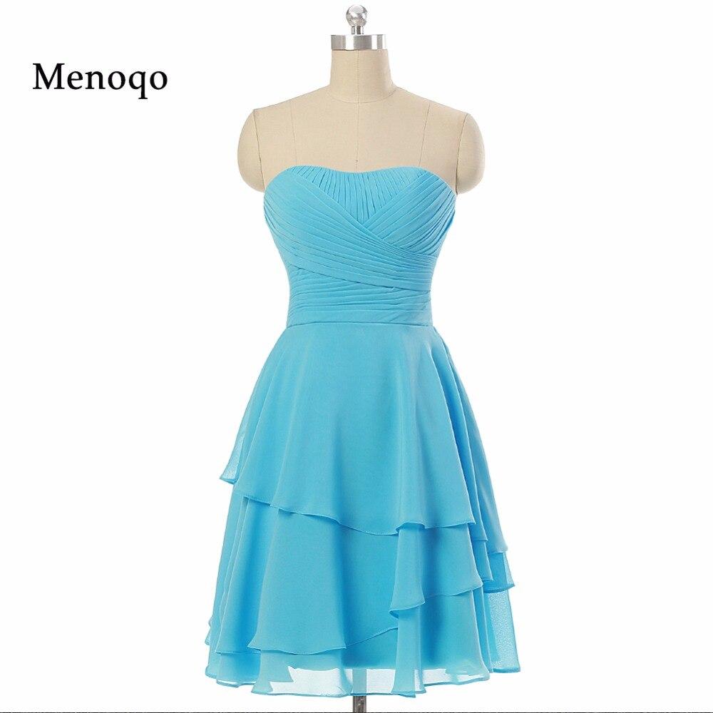 A line mini short   Bridesmaid     Dresses   pleated chiffon Real Sample   Bridesmaid     Dresses   2019 Prom   Dress   Short Wedding Party   Dress