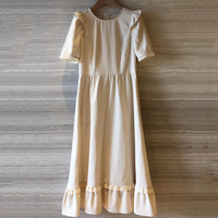 Модное платье с коротким рукавом, летние женские хлопковые платья, 2019 новые платья для женщин, тонкое платье vestidos
