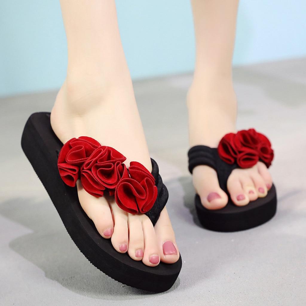 GüNstig Einkaufen Frauen Hausschuhe Transparent High Heel Sandalen Komfortable Hochzeit Kleid Schuhe Frauen Sommer Einfarbig Mode Hausschuhe C0869 Schuhe