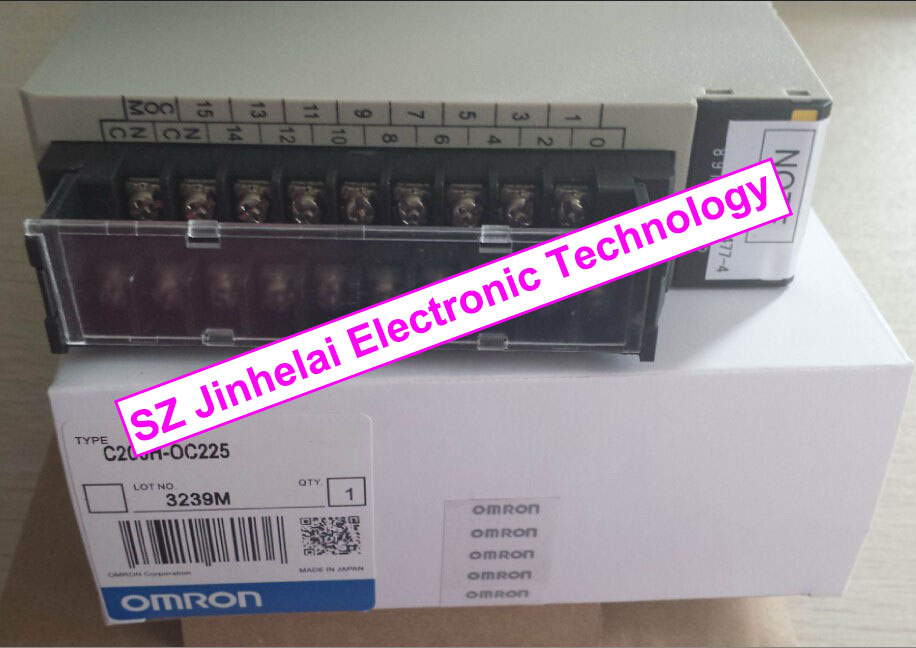 все цены на C200H-OC225 (C200H-0C225)  OMRON  PLC OUTPUT UNIT онлайн