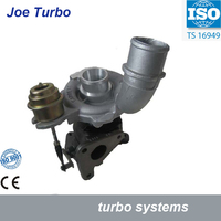 Turbo GT1549 751768 5004S 751768 703245 703245 0002 Turbocharger Renault Laguna Megane SCENIC TRAFIC Volvo S40