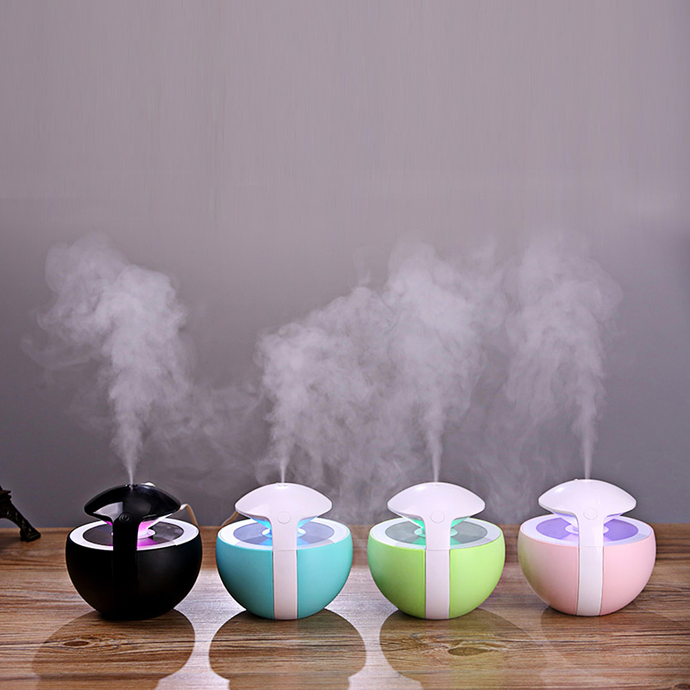 450ML Large Capacity Humidifier For Whole Night Water Soluble Essential Oil Aroma Diffuser Electric Ultrasonic Air Humidifier450ML Large Capacity Humidifier For Whole Night Water Soluble Essential Oil Aroma Diffuser Electric Ultrasonic Air Humidifier