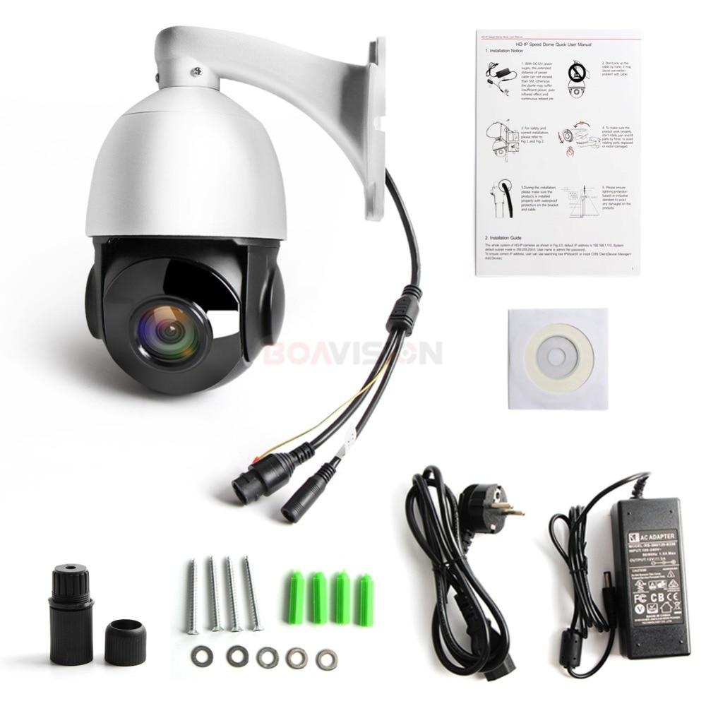 PTZ IP Camera