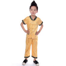 Traditional Kung Fu Costume for Boys