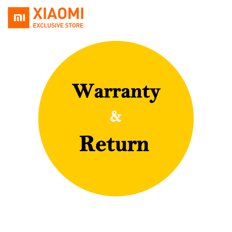 About warranty& return from Xiaomi Exclusive Store holographic belt purse