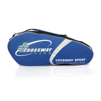 Sports Badminton Bags Tennis Racket Backpack Single Shoulder Bag for 3 6 Raquetas de tenis