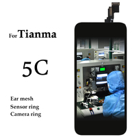 For IPhone 6S LCD Display And Touch Screen Digitizer Full Assembly Complete Screens 100 Original Free