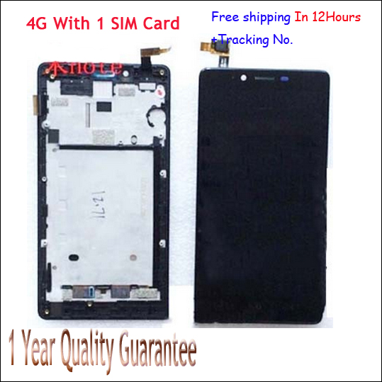 3G or 4G With frame 5.5'' LCD Display Digitizer touch Screen panel For Xiaomi note Red rice note Hongmi note Assembly Test ok lcd screen display touch panel digitizer with frame for htc one m9 black or silver or gold free shipping