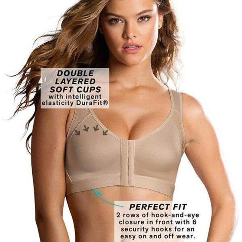 Posture Corrector Lift Up Bra Women New Desigh X-bra Breathable Yoga Underwear Shockproof Sports Support Fitness Vest Bras 1
