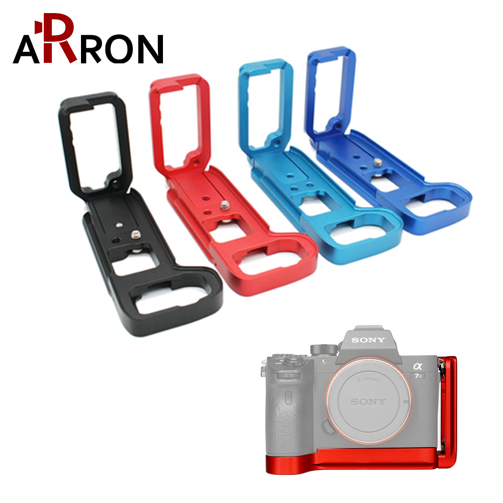 A7M3 L Plaque pour Sony A7M3 A7R3 L Support pour Sony A7III/A7RIII/A9 Rapide Release Embase et plaque latérale 2122