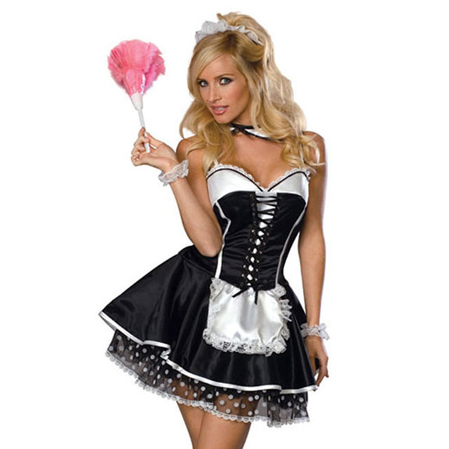french adult sexy Costume maid