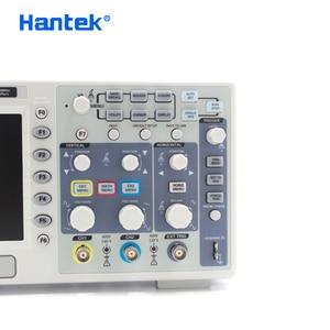 Image 3 - Hantek DSO5202P Kỹ Thuật Số Dao Động Ký 200MHz 2 Kênh USB Cầm Tay Osciloscopio Di Động 1gsa/S Điện Oscillograph 7Inch