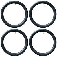 2.75 x 17 2.75 17 Tire Inner Tube Innertube For Honda Suzuki Dirt Bike Motorcycle 4pcs