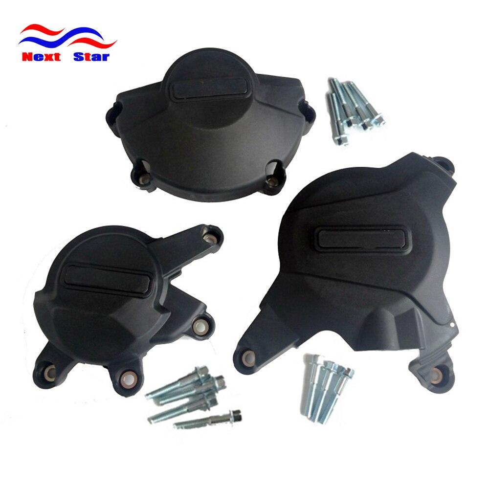 Motorcycles Engine Stator Case Cover Guard Protection Kits For HONDA CBR600RR CBR 600 RR 2007 2008 2009 2010 2011 2012 2013-2016Motorcycles Engine Stator Case Cover Guard Protection Kits For HONDA CBR600RR CBR 600 RR 2007 2008 2009 2010 2011 2012 2013-2016